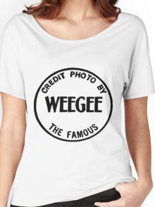 Weegee Women's Relaxed Fit T-Shirt