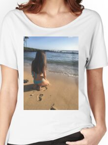 Omg it's SUMMER Women's Relaxed Fit T-Shirt