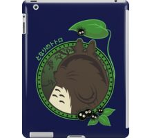Forest Spirit Neighbor iPad Case/Skin