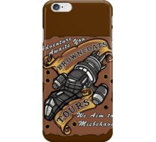 Browncoat Tours  iPhone Case/Skin