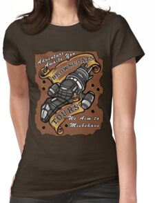 Browncoat Tours  Womens Fitted T-Shirt