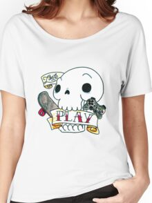 Coolavera tattoo old school Women's Relaxed Fit T-Shirt