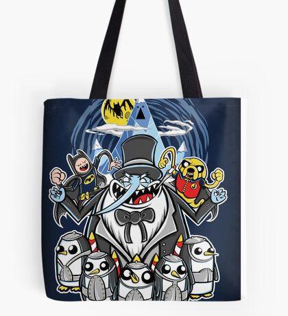 Penguin Time Tote Bag