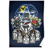 Penguin Time Poster