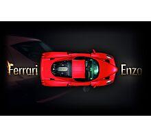 Ferrari #Enzo Photographic Print