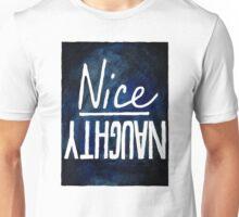 Naughty / Nice Unisex T-Shirt