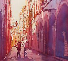 Italian Heat by JennyArmitage