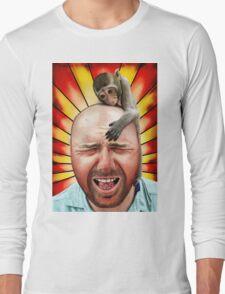 Karl Pilkington Long Sleeve T-Shirt
