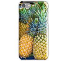Tahitian Pineapple Pillow iPhone Case/Skin
