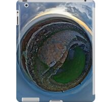 Winter Solstice Dawn over Grianan, Donegal, Ireland iPad Case/Skin