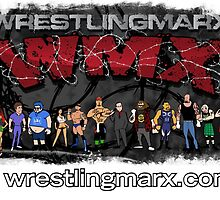 WMX logo - Wrestlingmarx talent bookings by gamac74
