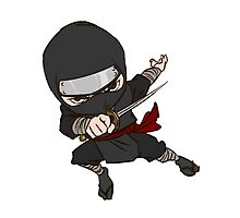 Cartoon Anime Ninja by AmazingMart