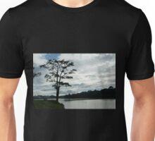 Dalat Vietnam Tree standing on the banks of Xuan Huong Lake  Unisex T-Shirt