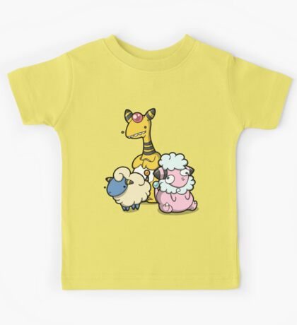 Electric sheep Kids Tee