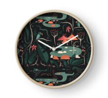 The Water Hole Clock