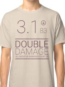 Black Mirror - Nosedive Double Damage Classic T-Shirt