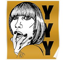 YYY'S Poster