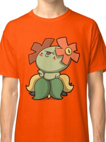 Blossoming Girl Classic T-Shirt