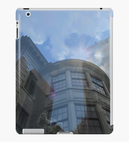 Layered Buildings iPad Case/Skin