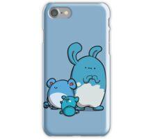 Water Mice iPhone Case/Skin
