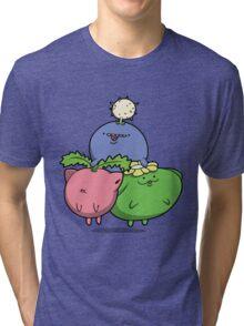 Little Puffballs Tri-blend T-Shirt