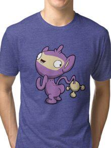 Handy Monkey Tri-blend T-Shirt
