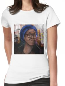 Gwendolyn Brooks Womens Fitted T-Shirt