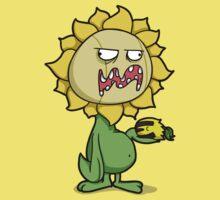 Grumpy Sunflower One Piece - Short Sleeve