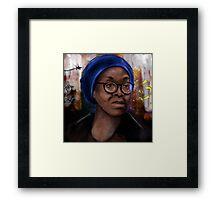 Gwendolyn Brooks Framed Print