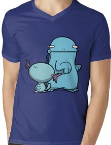 Big Woop, Little Woop Mens V-Neck T-Shirt