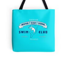 Free! Iwatobi Swim Club Shirt (Haruka, Vice-Captain) light blue Tote Bag