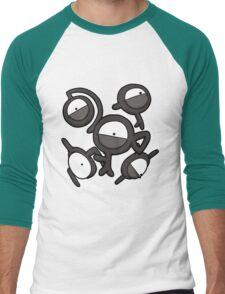 Unknown Guys Men's Baseball ¾ T-Shirt
