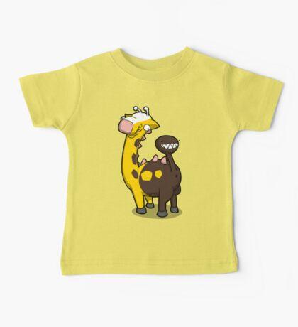 Giraffe Butt Baby Tee