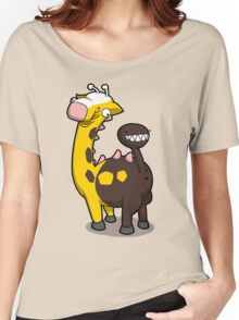 Giraffe Butt Women's Relaxed Fit T-Shirt