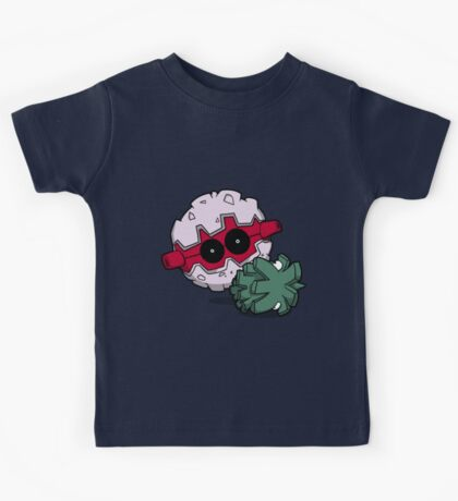 Pumped Up Pinecones Kids Tee
