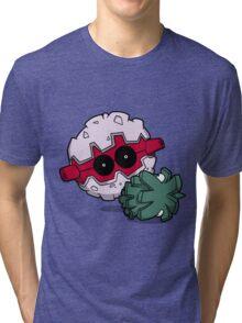Pumped Up Pinecones Tri-blend T-Shirt