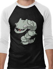 Steel Snek Men's Baseball ¾ T-Shirt