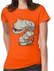 Steel Snek Womens Fitted T-Shirt