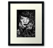 KAI  Framed Print