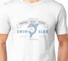Free! Iwatobi Swim Club Shirt (Haruka, Vice-Captain) white Unisex T-Shirt
