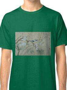 Plum Blossom in Spring Classic T-Shirt