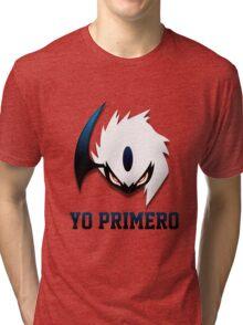 Absol Yo Primero Pokémon SrWhite Tri-blend T-Shirt