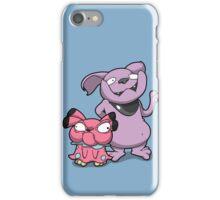 Cutey Bulldogs iPhone Case/Skin