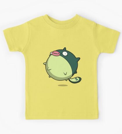 Pufferfish Thing Kids Tee