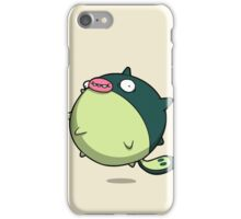 Pufferfish Thing iPhone Case/Skin