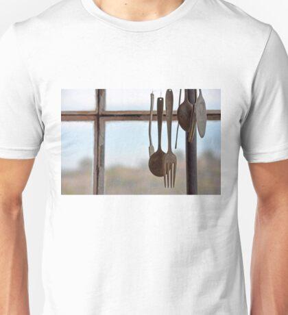 Musical Spoons Unisex T-Shirt