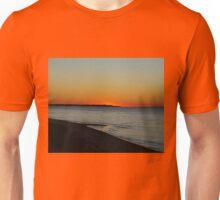 Sunset   Hervey Bay. Unisex T-Shirt