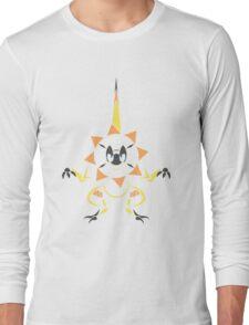 Heliolisk Pokémon Long Sleeve T-Shirt