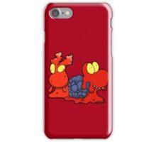 Lava Snails iPhone Case/Skin