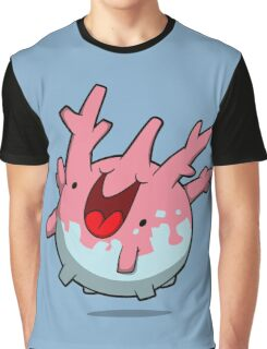 Little Ball of Coral Graphic T-Shirt